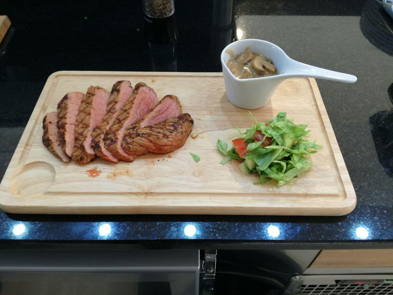 steak, lapjes